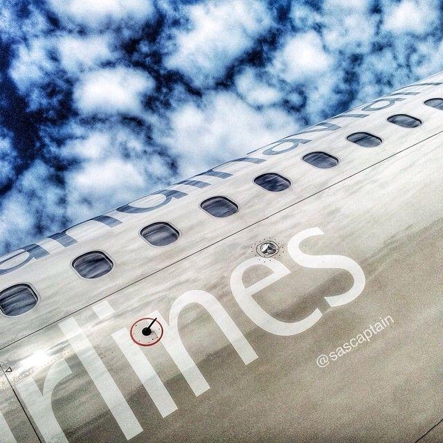 Sundays with SAS. Hope you all had a great weekend! #sas #flysas #scandinavian