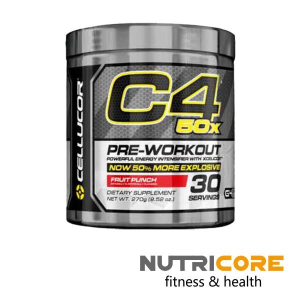 C4 50X | Nutricore | fitness & health