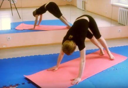5 простых упражнений Поля Брэгга, продлевающих молодость спины! Вы сразу же почувствуете результат.