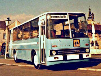 Ikarus 255.74 Omnibus für Kinder '1972