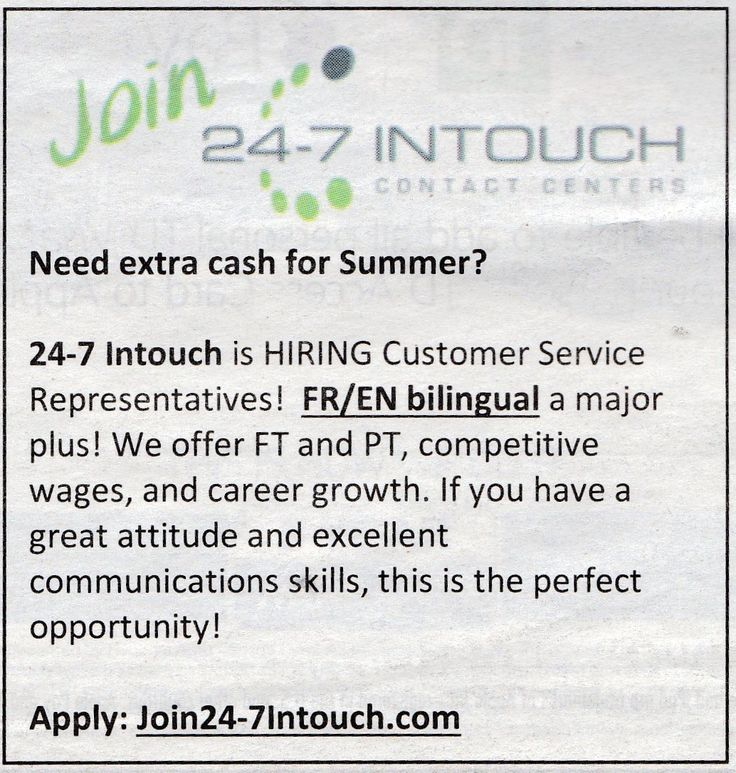 24/7 Intouch