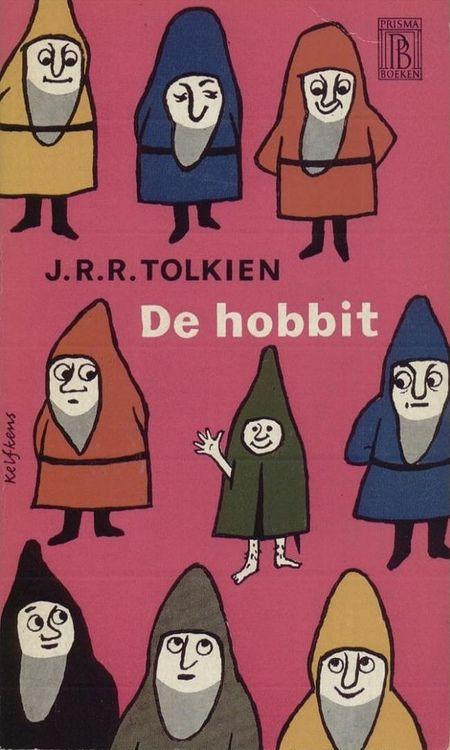 De hobbit...that's EXACTLY how I imagined them!