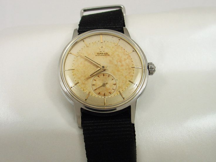 1954 OMEGA AUTOMATIC MEN'S WATCH