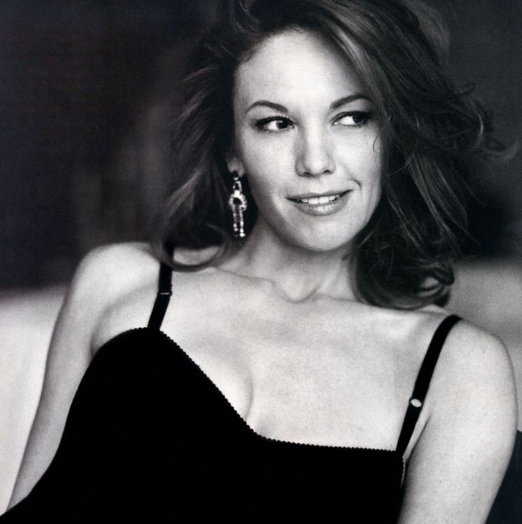 Diane Lane. She effortlessly oozes femininity, and she is able to emote an authentically girlish vulnerability and innocence in her roles. She is seriously one of my idols. I want to age this gracefully!