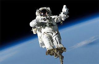 Techno man: 'Space Travel May Alter Gene Expression' Nasa'