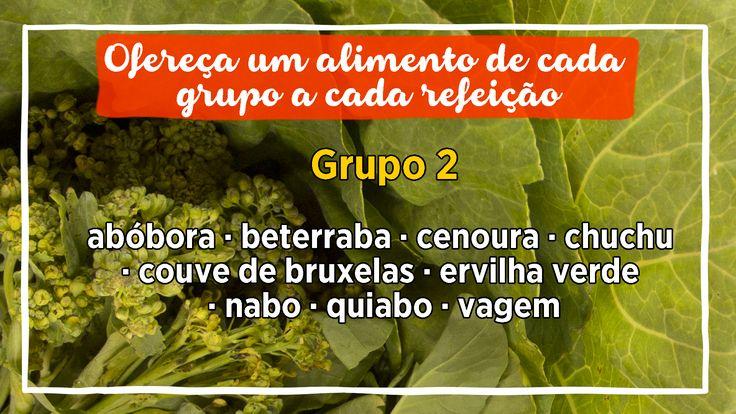 Grupo Papinhas - Legumes