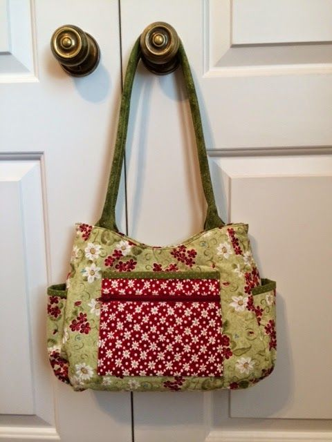 9ef8691eb0cb Because I say sew  )   Favorite Purse!