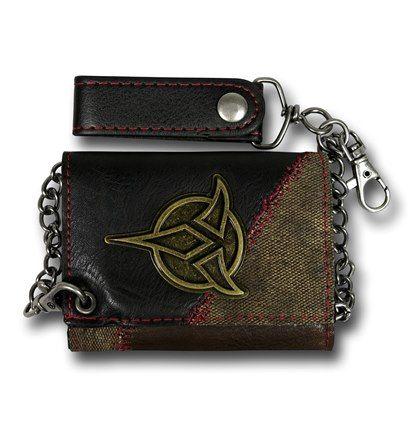 Star-Trek-Glasses-And-Fan-Gear-Klingon-Chain-Wallet