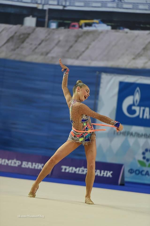 Polina Shmatko (Russia), Kazan 2016 - love the rhythmic gym