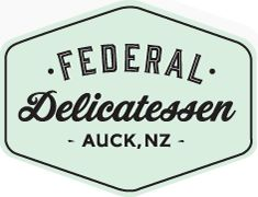 The Federal Deli, New York-style deli in Central Auckland.