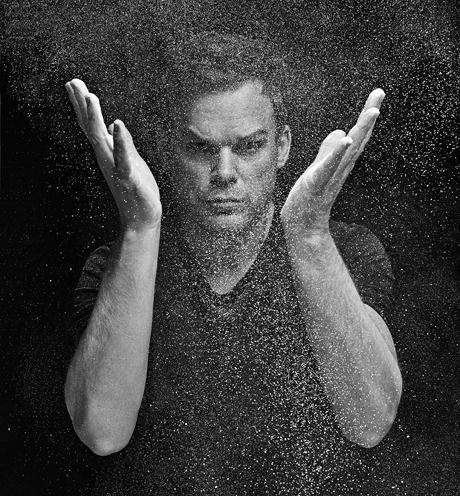 Michael C Hall. Photograph: Gavin Bond for the Observer