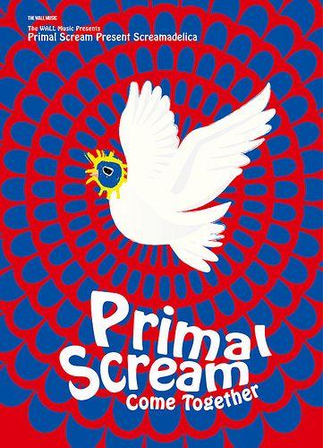 Primal Scream. Creado por el batería de The Jesus and Mary change como cantante.