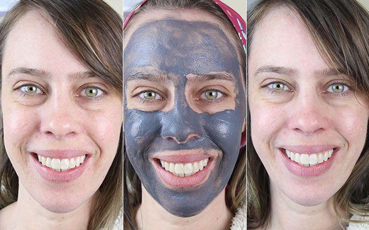 Teste Na Pele Oleosa Mascara Detox Com Carvao Ativado Mary Kay