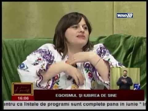 """Niculina Gheorghiță invitată la Oameni de Poveste - """"Egoismul și Iubirea..."""