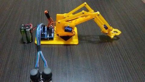 Robot Kol Projesi