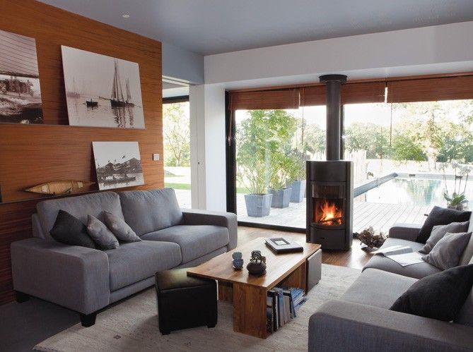 Un salon douillet / A cozy livingroom : http://www.maison-deco.com/salon/deco-salon/Un-salon-cosy