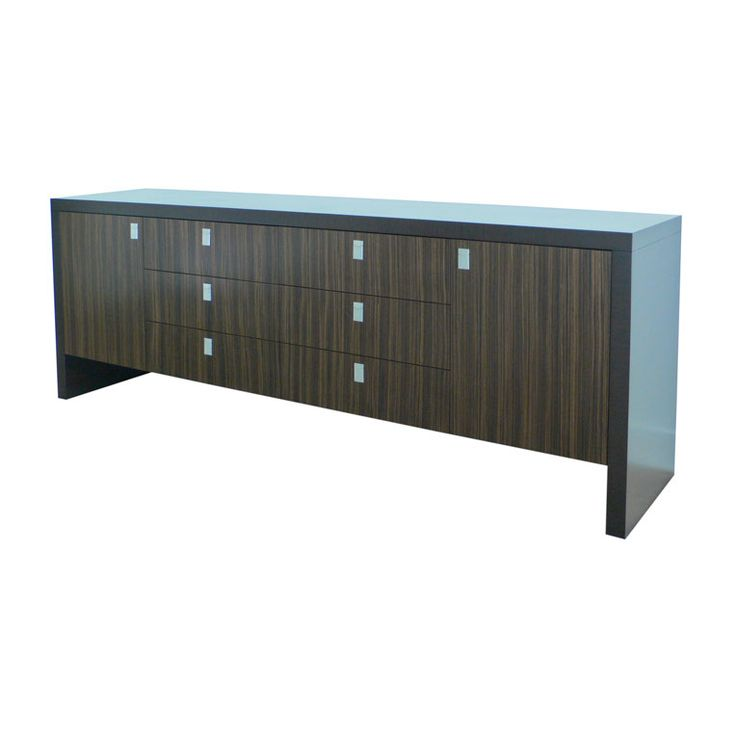 Ebano Sideboard by Anton Gerner - bespoke contemporary furniture melbourne