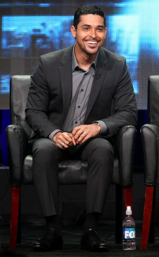 Wilmer Valderrama from The Big Picture: Today's Hot Pics Actor was at the 2015 TCA Summer Press Tour panel for Fox.