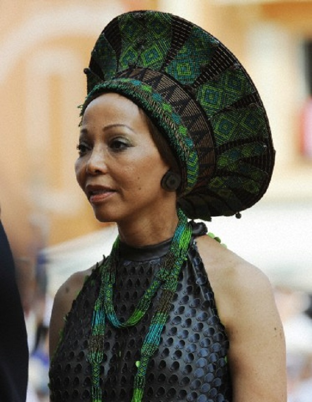 Bridgette Motsepe Radebe, BA (Pol Sc & Socio) is a South African businesswoman and the older sister of South African billionaire businessman Patrice Motsepe. Radebe is the President of the South African Mining Development Assoc She is also the member of the New Africa Mining Fund.