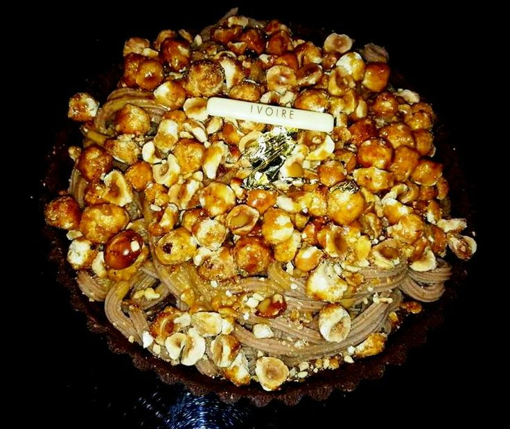 #Tart #Hazelnuts #Chef #Patissier #Dionisis Alertas