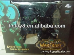 DC5 World of Warcraft (WOW) Illidan Stormrage (Demon Form) action figure, View World of Warcraft Illidan Stormrage , Big players Product Details from Lucky Toy Firm In Yuexiu District Of Guangzhou City on Alibaba.com