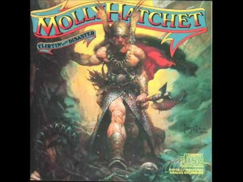 flirting with disaster molly hatchet bass cover song video youtube free