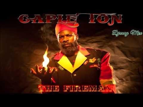 Capleton (The Fireman) Best of the Best Dancehall Juggling