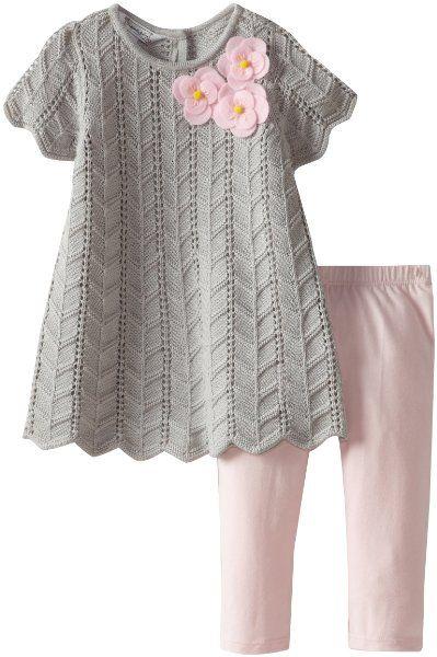 Pippa & Julie Baby-Girls Infant Sweater Set:Amazon:Clothing