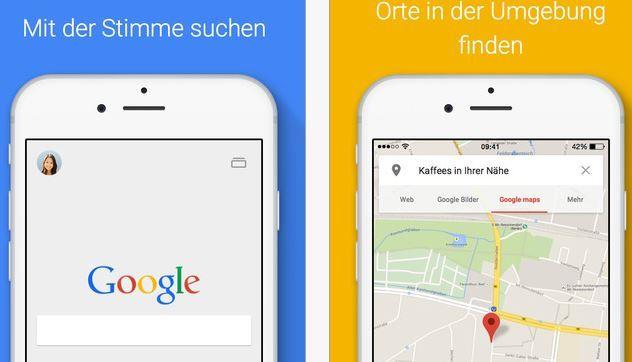 """Google App: Update mit """"Ok-Google""""-Always-On-Funktion - https://apfeleimer.de/2015/08/google-app-update-mit-ok-google-always-on-funktion - Google hat seiner Google App für iOS ein Update spendiert und mit ihm hält ein sinnvolles Feature Einzug: die Always-on-Funktion der Sprachaufforderung """"Ok, Google…"""". Auch wenn ich davon ausgehe, dass hier die Mehrheit mit Siri quatscht, ist auch Googles sprach-gesteuerter Assistent nicht von sch..."""