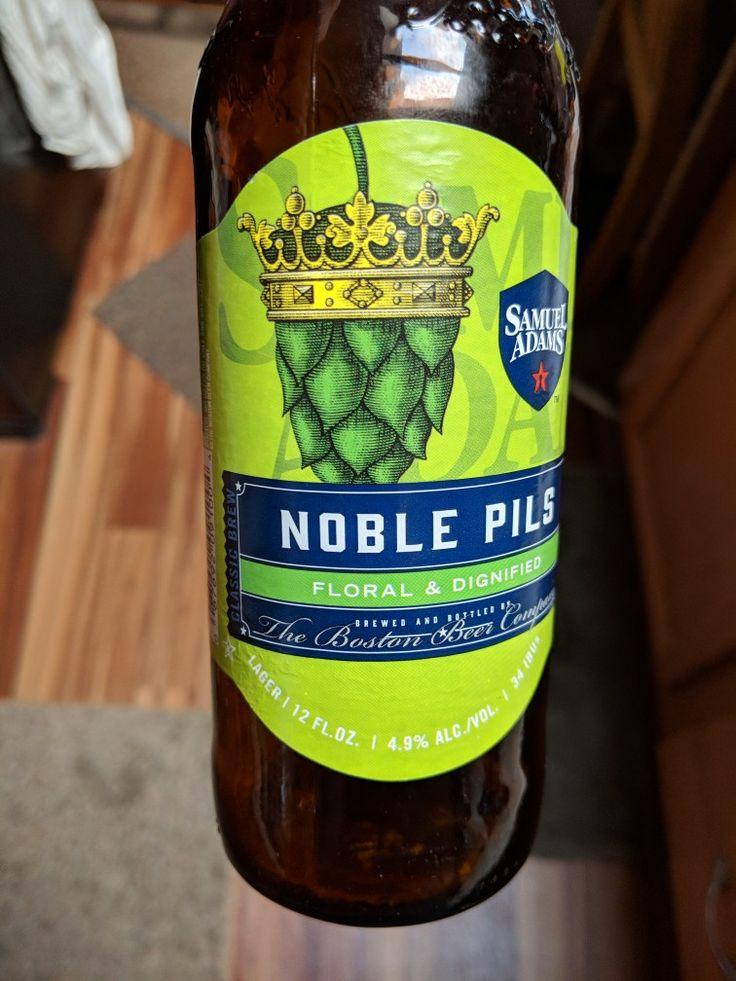 Noble Pills By Sam Adams Again It S Ok Beer Beer