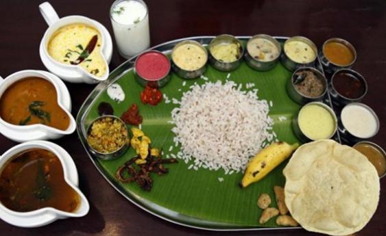 www.tafecafe.org Onam Sadya @ Ente Keralam VIVEK SATAGOPAN  tafe.com | tafecafe.org