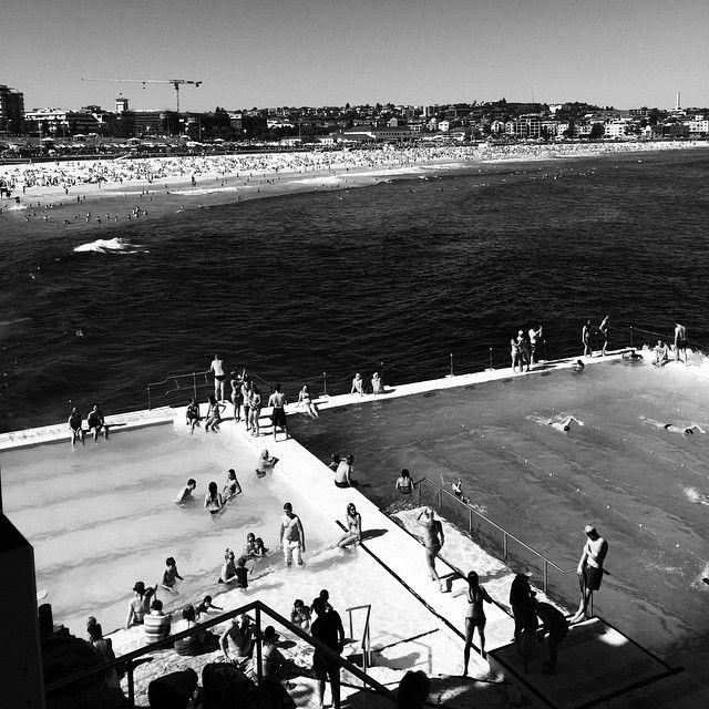 #bondi #bondiicebergs #sydney #pools #bondibeach #view #australia