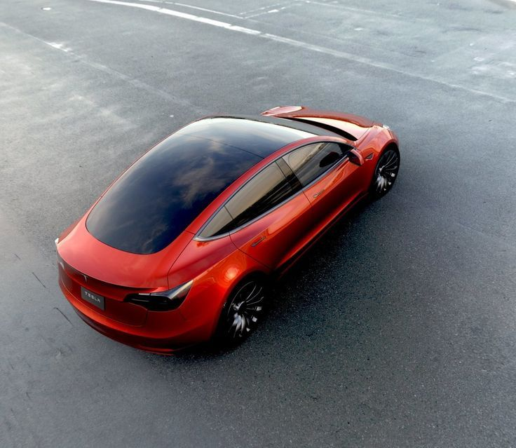 #Tesla model 3 the only #car I have been interested in.electric for everyone even the #Porsche owners need to sit up.