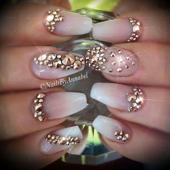 Mejores 78 imágenes de uñas en Pinterest | Diseño de uñas, Ideas ...