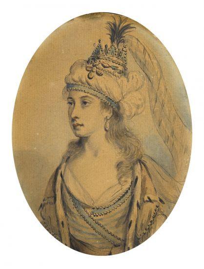 Portrait of Roxelana