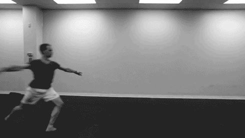 There's a boy in my ballet class who can do stuff like this, maybe not quite as good but still close. Blows my mind every time...