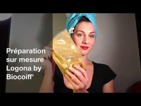 comment faire sa coloration vgtale la maison dfi cheveux 7 pin up - Coloration Vgtale Maison