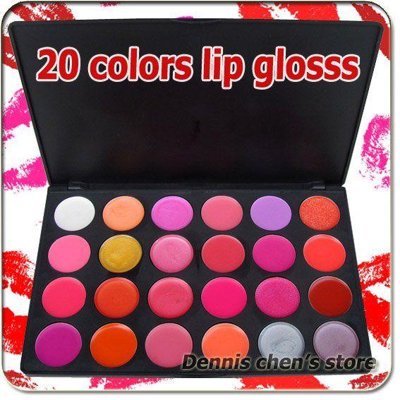 Профессиональный 24 мути-градусный цвет блеск для губ палетта комплект губная помада косметический макияж палетта 3шт / много