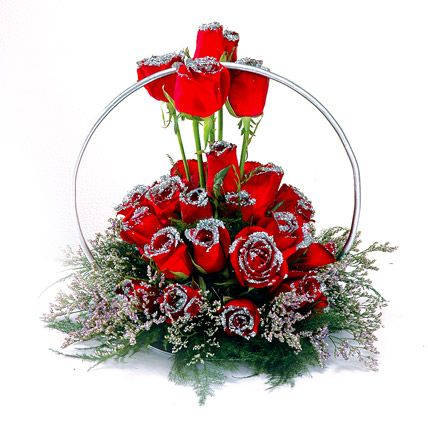 Perfect #Rose #Bouquet For this #Valentine's Day. http://bit.ly/1J7lHDR