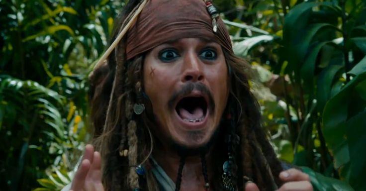 Pirati dei Caraibi 5 a luglio 2017