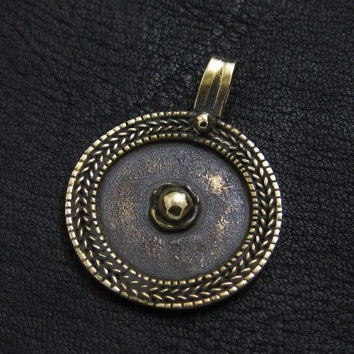Bronze amulet from Ancient Rome from The Sunken City by DaWanda.com