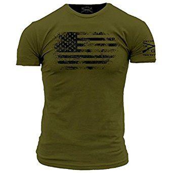 Grunt Style America Vintage Men's T-Shirt