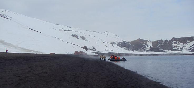 Antartica, Isla Decepción.