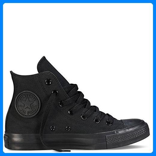 Basket Converse Chuck Taylor All Star Hi M3310C, Damen schuhe, Sneakers Mode, Schwarz, Mono, 40 eu - Sneakers für frauen (*Partner-Link)
