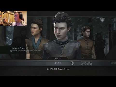 To The Wall With Justin Game Of Thrones A Telltale Game Series Episo Game Of Thrones Justin Games