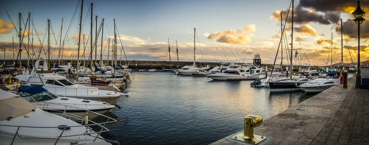 This most EXCLUSIVE and ESTABLISHED sailing destination bustles with a friendly village-like atmosphere, often hosting celebrated INTERNATIONAL EVENTS. Puerto Calero Marina, on Lanzarote's warm and sheltered southern coast, welcomes visitors with a scenic waterfront and engaging variety of restaurants and shops and professional technical service provided by the onsite boatyard. Download and register with our ‪#worldwidebunkeringapp‬: https://itunes.apple.com/es/app/id595323440