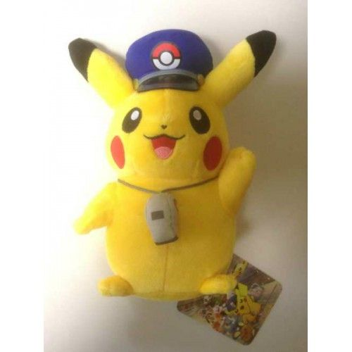Pokemon Store Tokyo Train Station 2013 Grand Opening Pikachu Plush Toy