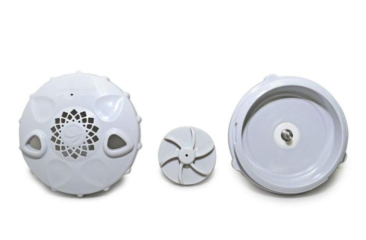 Pipeless jet cover for disposable liner nail