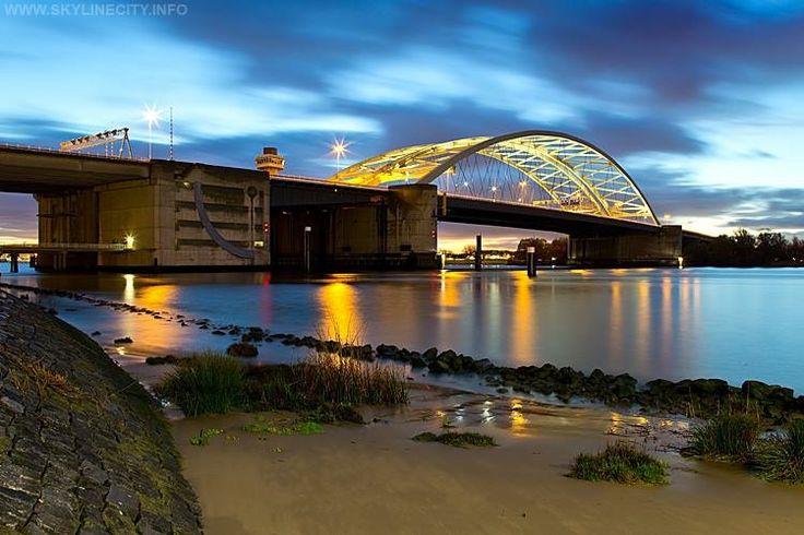 Van Brienenoordbrug/Rotterdam