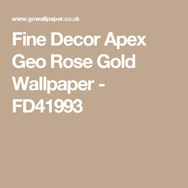 Apex Geo Wallpaper Rose Gold: Best 25+ Rose Gold Wallpaper Ideas On Pinterest